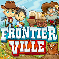 Games on Facebook: Frontierville