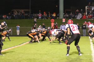 Tigers Take a Tough Loss during Homecoming