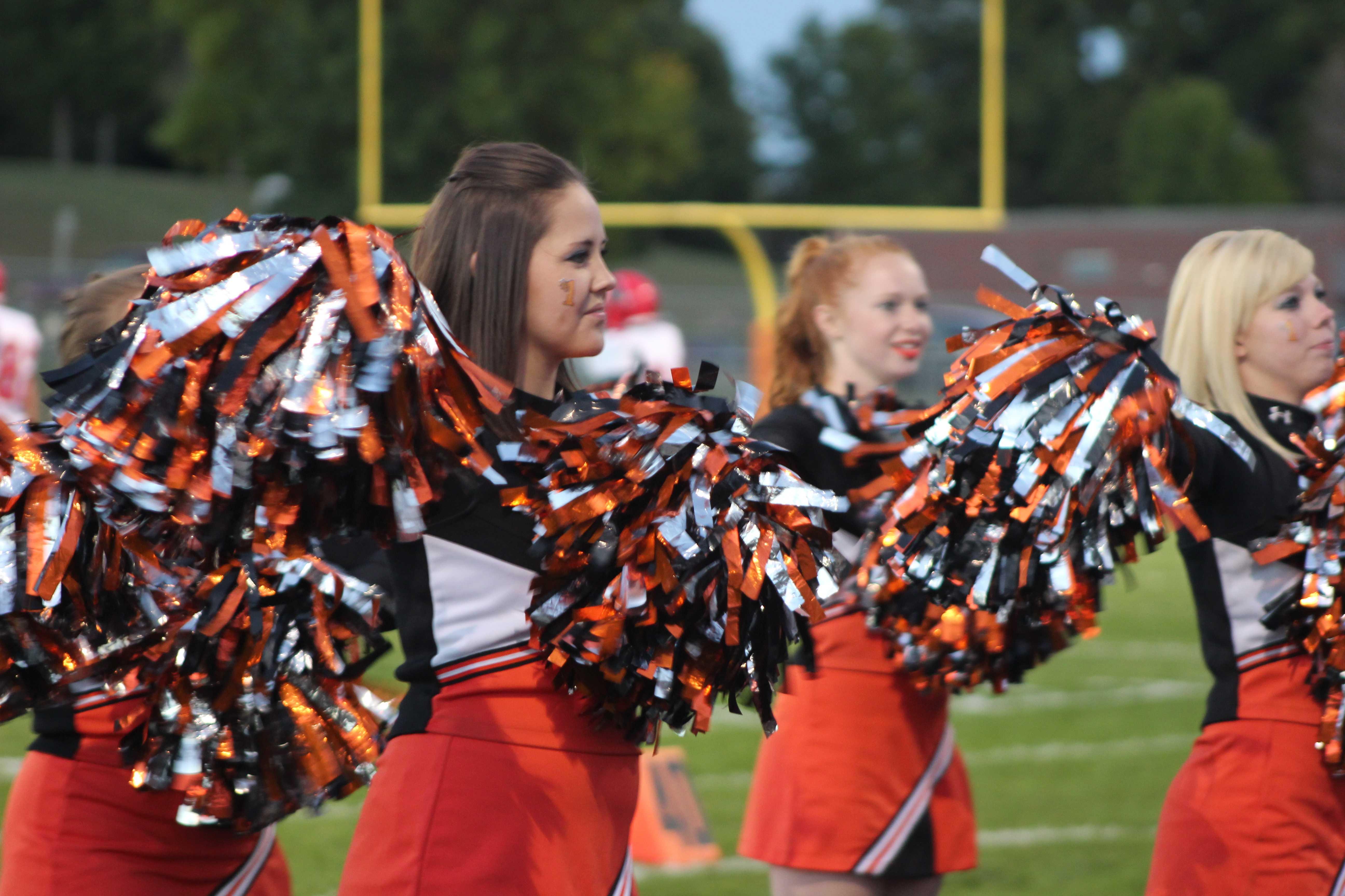 Cheer Fall 2012 Gallery