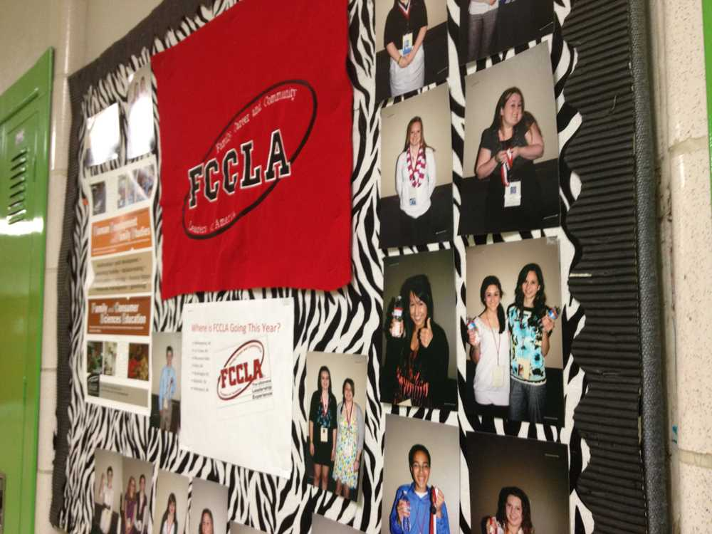 FCCLA Members Sacrifice Cluster Experience for Nationals