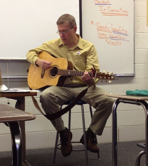 5 Questions With: Mr. Wrobel