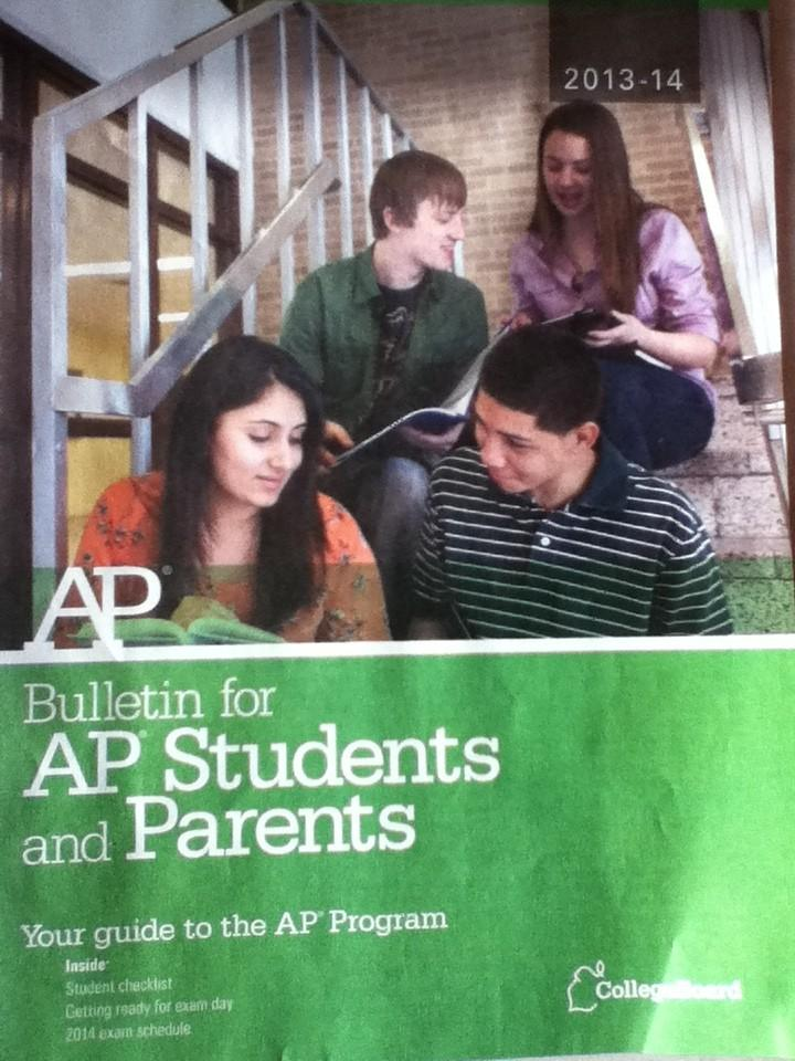 Students Prepare for National AP Exams