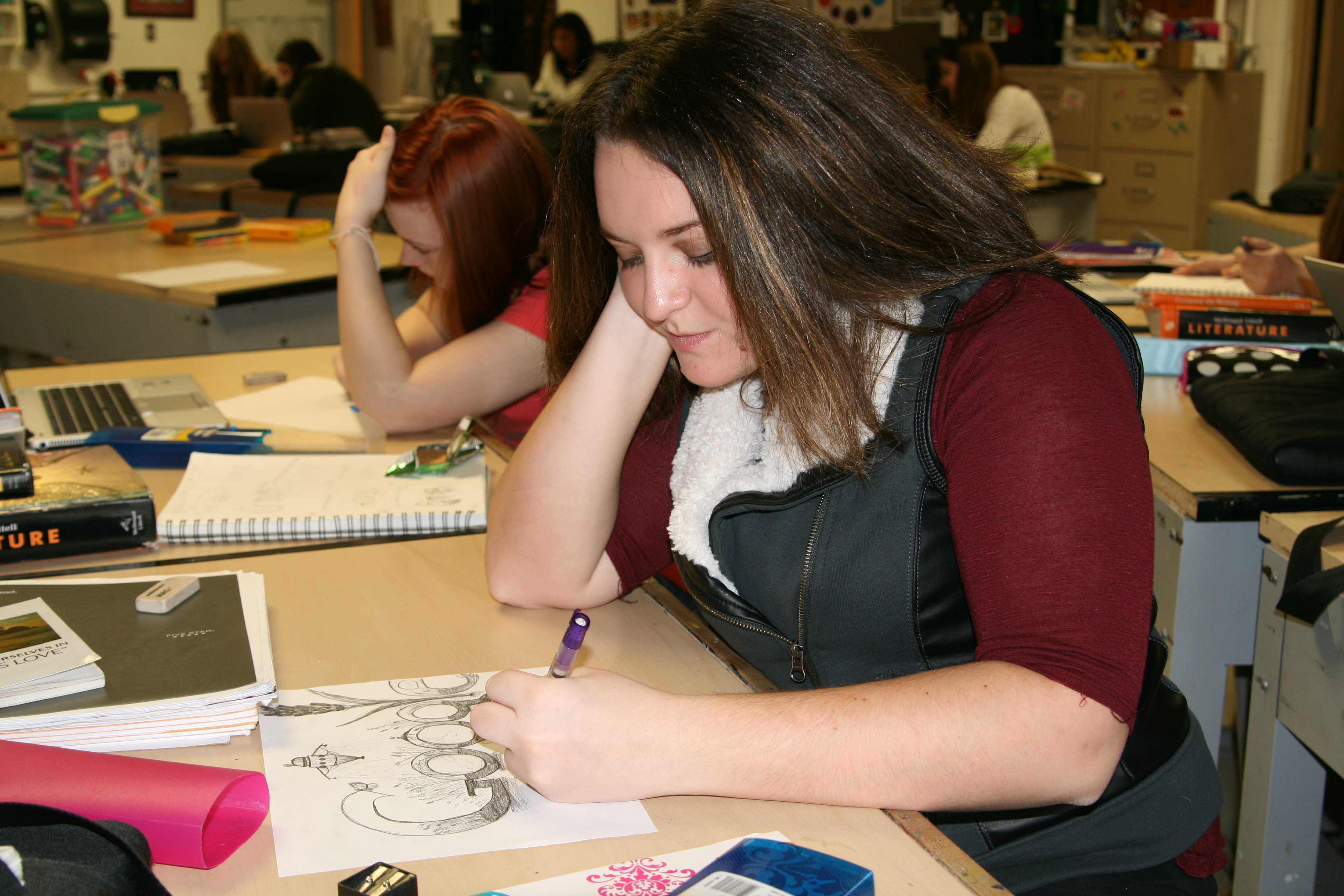 Art Students Influence Others