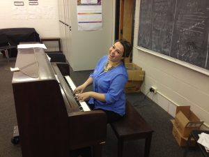 "Choir teacher Ms. Pacetti has announced her plans to not teach choir at our school next year. ""I had a really great experience here and I'm really thankful for the opportunities that I've had. I just want to be closer to home,"" said Pacetti."