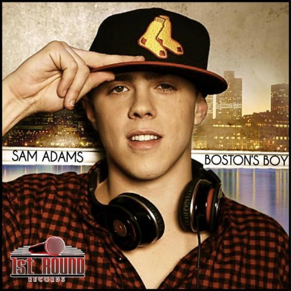 Sam Adams Boston Boy Cover
