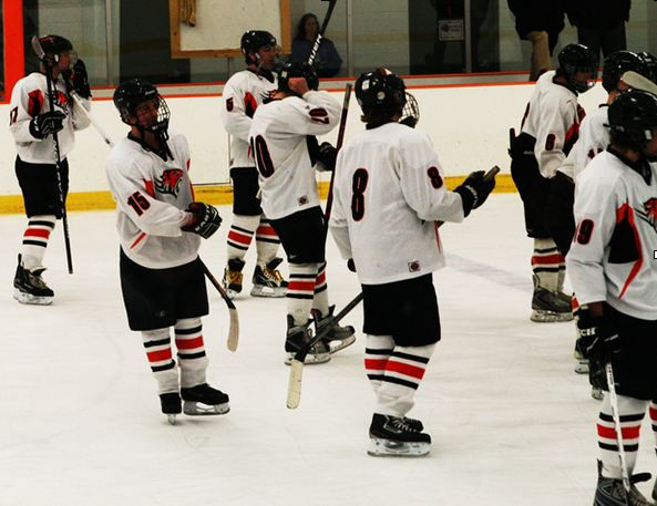 Boys Hockey: Keeping Heads High