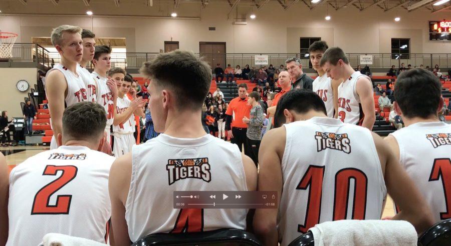 Boys basketball team looks for improvement