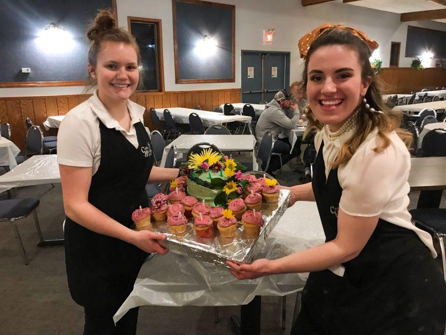 Sydney Sampson-Webb Cooks Up Sweet Treats