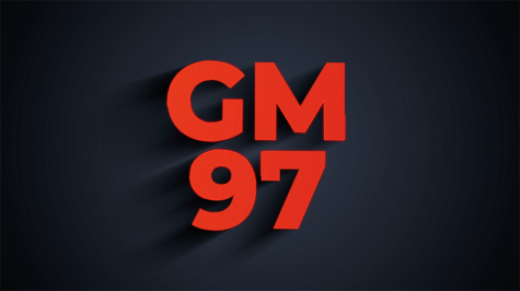 GM97 Logo Intro
