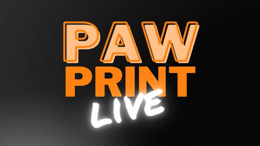 Paw Print Live Daily Announcements