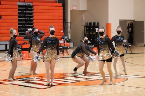 Where They Stand: Dance Team
